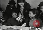 Image of Young Women's Christian Association Harlem New York City USA, 1940, second 16 stock footage video 65675063294