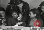 Image of Young Women's Christian Association Harlem New York City USA, 1940, second 19 stock footage video 65675063294