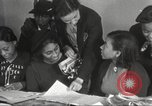 Image of Young Women's Christian Association Harlem New York City USA, 1940, second 20 stock footage video 65675063294