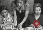 Image of Young Women's Christian Association Harlem New York City USA, 1940, second 21 stock footage video 65675063294