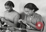 Image of Young Women's Christian Association Harlem New York City USA, 1940, second 49 stock footage video 65675063294