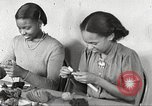 Image of Young Women's Christian Association Harlem New York City USA, 1940, second 50 stock footage video 65675063294
