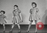 Image of Dancing at Young Women's Christian Association Harlem New York City USA, 1940, second 1 stock footage video 65675063295