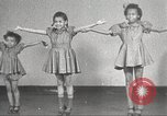 Image of Dancing at Young Women's Christian Association Harlem New York City USA, 1940, second 22 stock footage video 65675063295