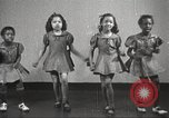 Image of Dancing at Young Women's Christian Association Harlem New York City USA, 1940, second 54 stock footage video 65675063295