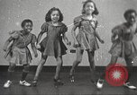 Image of Dancing at Young Women's Christian Association Harlem New York City USA, 1940, second 60 stock footage video 65675063295