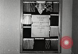 Image of Young Women's Christian Association Harlem New York City USA, 1940, second 8 stock footage video 65675063297