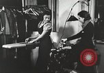 Image of Young Women's Christian Association Harlem New York City USA, 1940, second 19 stock footage video 65675063297
