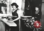 Image of Young Women's Christian Association Harlem New York City USA, 1940, second 34 stock footage video 65675063297