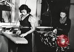 Image of Young Women's Christian Association Harlem New York City USA, 1940, second 39 stock footage video 65675063297