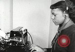 Image of Young Women's Christian Association Harlem New York City USA, 1940, second 21 stock footage video 65675063298