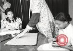 Image of Young Women's Christian Association Harlem New York City USA, 1940, second 60 stock footage video 65675063299