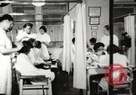 Image of Young Women's Christian Association beauty parlor Harlem New York City USA, 1940, second 2 stock footage video 65675063300