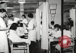 Image of Young Women's Christian Association beauty parlor Harlem New York City USA, 1940, second 20 stock footage video 65675063300