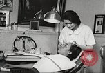 Image of Young Women's Christian Association beauty parlor Harlem New York City USA, 1940, second 38 stock footage video 65675063300