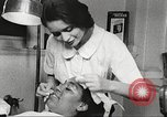 Image of Young Women's Christian Association beauty parlor Harlem New York City USA, 1940, second 41 stock footage video 65675063300
