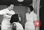 Image of Young Women's Christian Association beauty parlor Harlem New York City USA, 1940, second 54 stock footage video 65675063300