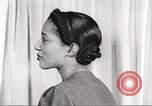 Image of Young Women's Christian Association beauty parlor Harlem New York City USA, 1940, second 62 stock footage video 65675063300