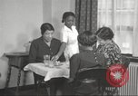 Image of Young Women's Christian Association Harlem New York City USA, 1940, second 11 stock footage video 65675063310