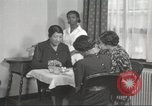 Image of Young Women's Christian Association Harlem New York City USA, 1940, second 13 stock footage video 65675063310