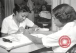Image of Young Women's Christian Association Harlem New York City USA, 1940, second 3 stock footage video 65675063311
