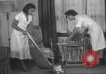 Image of Young Women's Christian Association Harlem New York City USA, 1940, second 22 stock footage video 65675063312