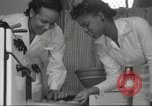 Image of Young Women's Christian Association Harlem New York City USA, 1940, second 52 stock footage video 65675063312