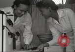 Image of Young Women's Christian Association Harlem New York City USA, 1940, second 54 stock footage video 65675063312