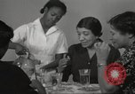 Image of Young Women's Christian Association Harlem New York City USA, 1940, second 56 stock footage video 65675063312