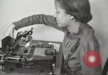 Image of Young Women's Christian Association Harlem New York City USA, 1940, second 12 stock footage video 65675063314