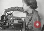 Image of Young Women's Christian Association Harlem New York City USA, 1940, second 13 stock footage video 65675063314