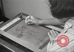 Image of Young Women's Christian Association Harlem New York City USA, 1940, second 4 stock footage video 65675063318