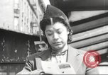 Image of YMCA building with view of streets Harlem New York City USA, 1940, second 19 stock footage video 65675063319