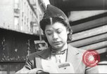 Image of YMCA building with view of streets Harlem New York City USA, 1940, second 20 stock footage video 65675063319