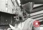 Image of YMCA building with view of streets Harlem New York City USA, 1940, second 21 stock footage video 65675063319