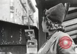Image of YMCA building with view of streets Harlem New York City USA, 1940, second 22 stock footage video 65675063319