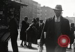Image of YMCA building with view of streets Harlem New York City USA, 1940, second 27 stock footage video 65675063319
