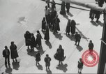 Image of YMCA building with view of streets Harlem New York City USA, 1940, second 32 stock footage video 65675063319