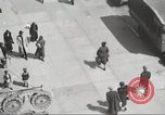 Image of YMCA building with view of streets Harlem New York City USA, 1940, second 42 stock footage video 65675063319