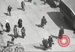 Image of YMCA building with view of streets Harlem New York City USA, 1940, second 44 stock footage video 65675063319