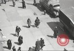 Image of YMCA building with view of streets Harlem New York City USA, 1940, second 47 stock footage video 65675063319