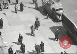 Image of YMCA building with view of streets Harlem New York City USA, 1940, second 48 stock footage video 65675063319