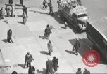Image of YMCA building with view of streets Harlem New York City USA, 1940, second 49 stock footage video 65675063319