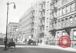 Image of YMCA building with view of streets Harlem New York City USA, 1940, second 55 stock footage video 65675063319