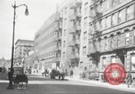 Image of YMCA building with view of streets Harlem New York City USA, 1940, second 57 stock footage video 65675063319