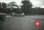 Image of US 8th Air Force War Bond rally High Wycombe England United Kingdom, 1944, second 13 stock footage video 65675063320