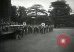 Image of US 8th Air Force War Bond rally High Wycombe England United Kingdom, 1944, second 21 stock footage video 65675063320