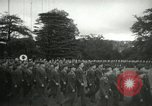 Image of US 8th Air Force War Bond rally High Wycombe England United Kingdom, 1944, second 60 stock footage video 65675063320