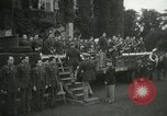 Image of 8th Air Force War Bond rally High Wycombe England United Kingdom, 1944, second 14 stock footage video 65675063321