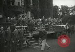 Image of 8th Air Force War Bond rally High Wycombe England United Kingdom, 1944, second 16 stock footage video 65675063321
